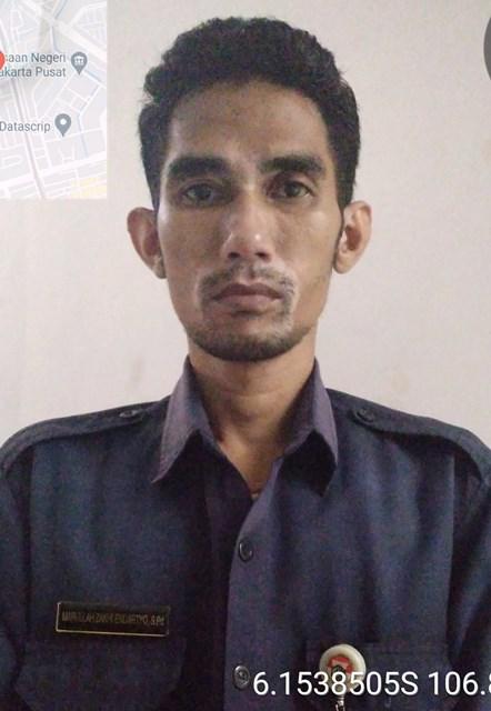 Marullah Zakhi. E, S.Pd (NIKKI 1000555)